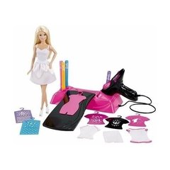 Barbie Airbrush - Mattel na internet