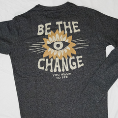Buzo BE THE CHANGE - comprar online