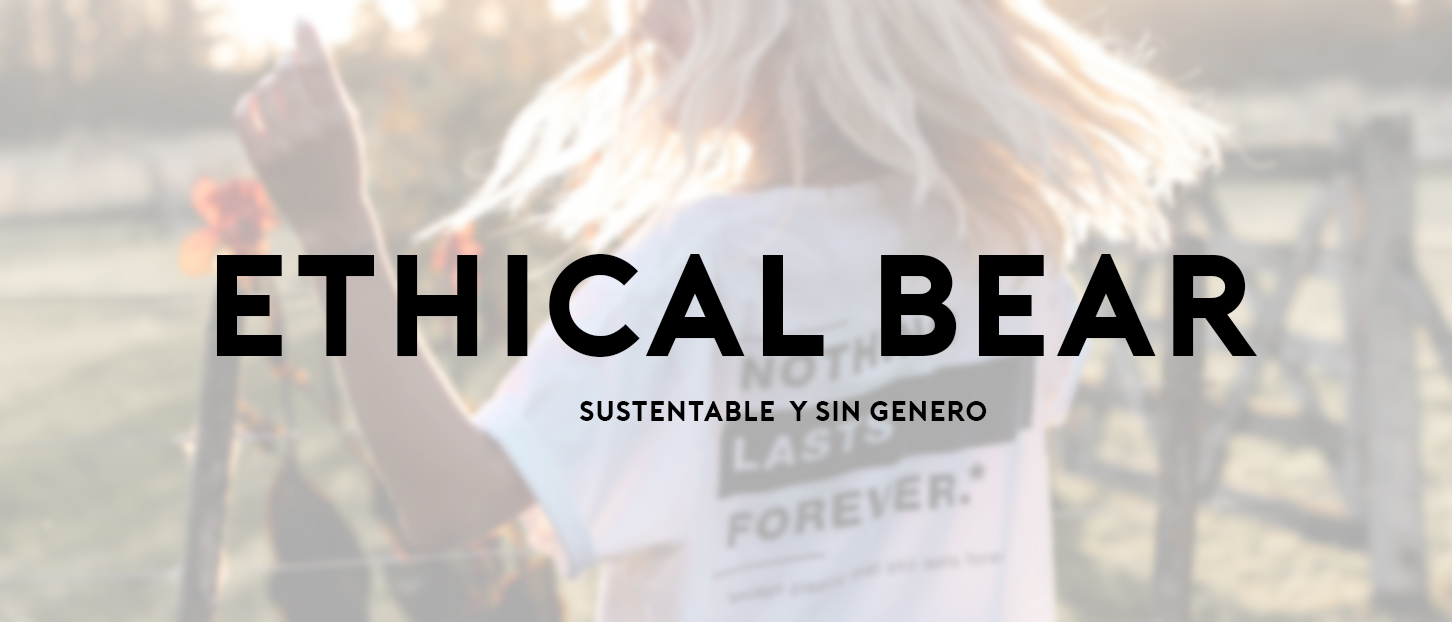 Banner de Ethical Bear