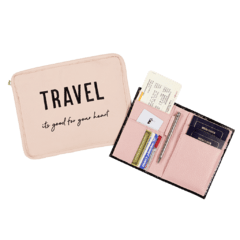 TRAVEL KIT - PRE VENTA Color a elección 30 Días - PROUD