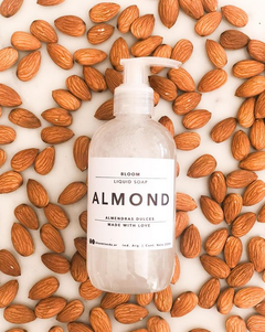 Liquid Soap ALMOND - 250 ml