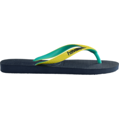 Ojotas Havaianas Top Mix Navy Neon Yellow