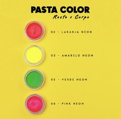 Pasta color VEGAS en internet