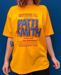 Camiseta PATTI SMITH na internet