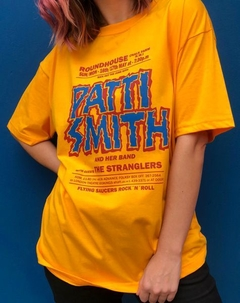 Camiseta PATTI SMITH - FOLKSY