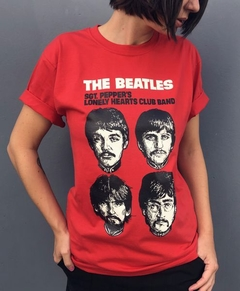 Camiseta SGT. PEPPERS