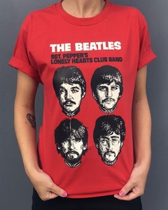 Camiseta SGT. PEPPERS - FOLKSY