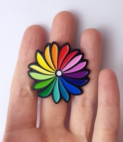Pin RAINBOW na internet