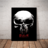 Quadro Decorativo The Punisher O Justiceiro Arte