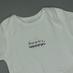 Body Primark Talle 6-9 meses born to be unicorn - comprar online
