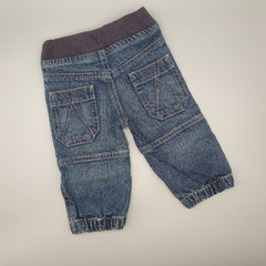 Pantalón Lupilu Talle 2-6 meses jeans oscuro - comprar online