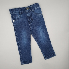 Jeans Pandy Talle 1 (6-9 meses) azul