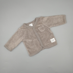 Campera Carters Talle NB (0 meses) toalla marrón