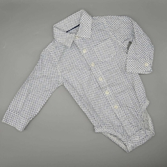 Body camisa Carters Talle 6-9 meses
