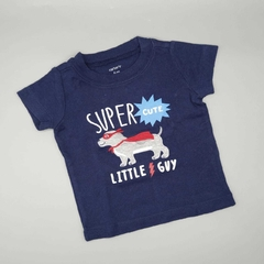 Remera Carters Talle 6 meses super cute little guy