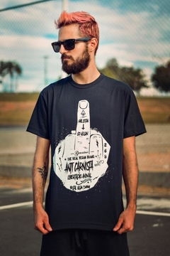 Camiseta - Anti-carnista - comprar online