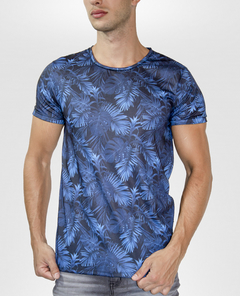 Remera Imperiale Floreada E2 1378