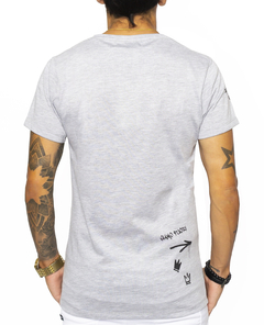 Remera Gippini 1386 Gris en internet