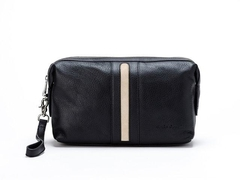 Necessaire Travel Time Black & Crema