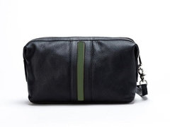 Necessaire Travel Time Black & green en internet