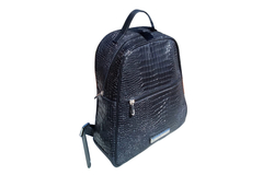 Mochila Back to Basics CROCO NEGRO en internet