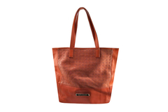 Shopping Bag Frida Multicolor - Rojo -Coral