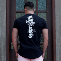 T-Shirt - New Level Black