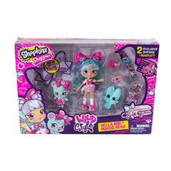 SHOPKINS SHOPPIES WILD STYLE PLAYSET BELLA