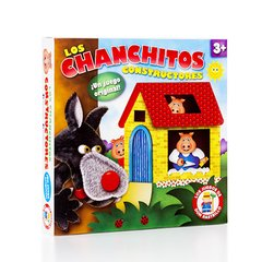 JUEGO CHANCHITOS CONSTRUCTORES