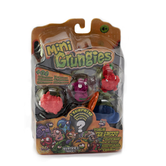 SET DE MINI GRUNGIES