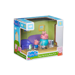 PEPPA PIG SET HABITACIONES LIVING en internet