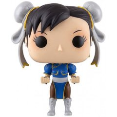 FUNKO POP 136 CHUN-LI STREET FIGHTER