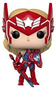 FUNKO POP 335 SHARON ROGERS MARVEL FUTURE FIGHT
