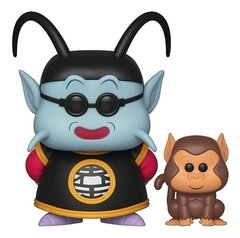 FUNKO POP 532 KING KAI Y BUBBLES DRAGON BALL Z