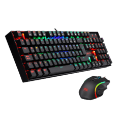 KIT REDRAGON K551RGB-BA MITRA Y MOUSE GRIFFIN