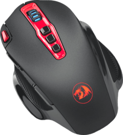 MOUSE REDRAGON WIRELESS SHARK M688 - TECNOPLAY