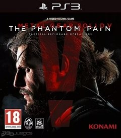 METAL GEAR SOLID PHANTOM PAIN