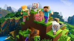 MINECRAFT NINTENDO EDITION en internet