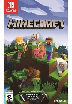 MINECRAFT NINTENDO EDITION
