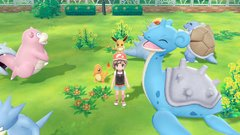 POKEMON LETS GO EEVEE en internet