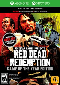 RED DEAD REDEMPTION XBOX ONE Y XBOX 360