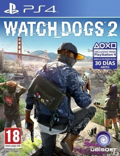 WATCHS DOGS 2