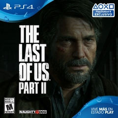 THE LAST OF US PARTE 2 - TECNOPLAY
