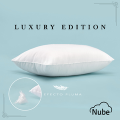 ALMOHADA NUBE LUXURY EDITION