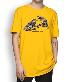 Camiseta DGK Two Birds - comprar online