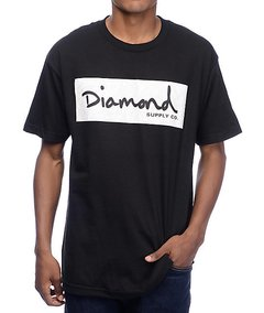 Camiseta Diamond Radiant Box