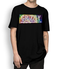Camiseta Grizzly Tie Dye na internet