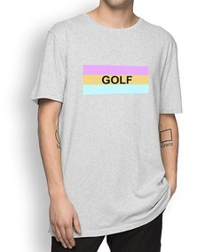 Camiseta ODD Future Golf Color - No Hype