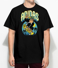 Camiseta Adidas Monkey na internet