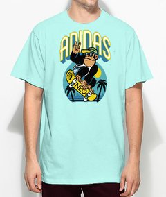Camiseta Adidas Monkey - No Hype